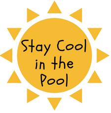 stay cool in the pool